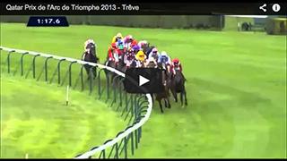 TREVE (Motivator) - Prix de l'Arc de Triomphe 2013