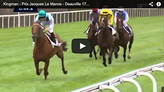 2nd in Prix Jacques Le Marois Gr.1